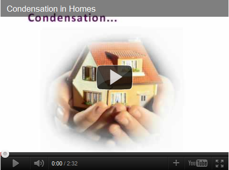 Video Preview: Condensation in Homes