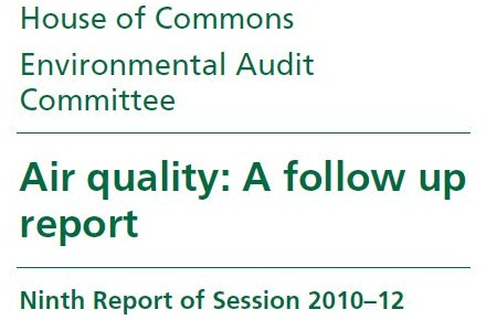 Environmental Protection: UK Government accused of inaction on air pollution health crisis