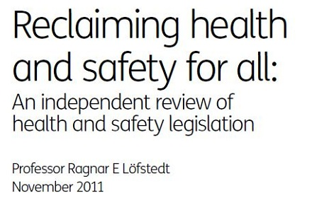 Health & Safety: One million self-employed to be exempt from H&S law