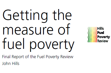 Sustainability: New way to measure fuel poverty proposed