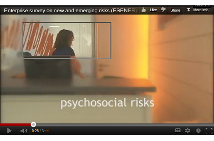Health & Safety: Dealing with psychosocial risks: success factors and obstacles
