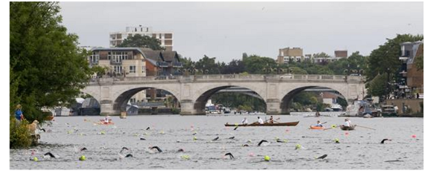 Public Health: Swimming in the River Thames can carry a risk of gastrointestinal illness
