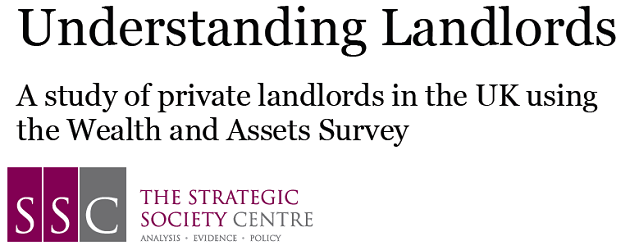 Housing: Understanding landlords and their effect on public policy