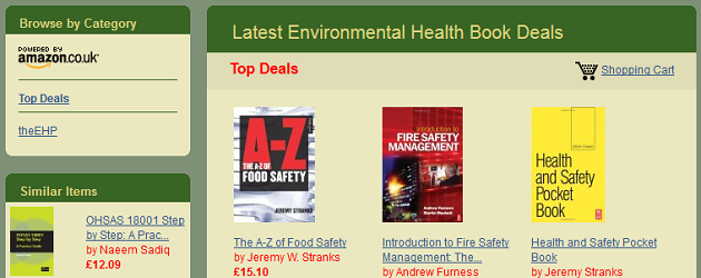 Top Environmental Health Book Deals