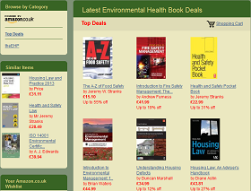 Latest Environmental Health Book Deals-s