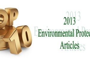 Top 10 Environmental Protection Articles 2013