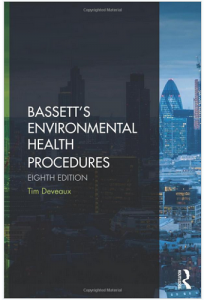 Bassett's Environmental Health Procedures 8th Edition