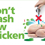 Food Safety: FSA – Don't Wash Raw Chicken