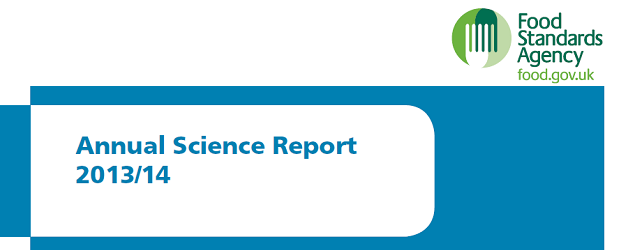 Food Safety: FSA publish Annual Science Report