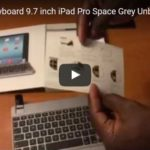 BrydgeAir Keyboard 9.7 inch iPad Pro Space Grey Unboxing